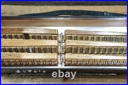 Titano Standard Model Tube Chamber 120-Bass 41-Key Black Piano Accordion withCase