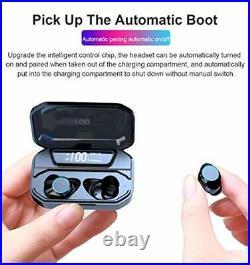 True Wireless Earbuds, with Charging Case, True Wireless Earbuds Bluetooth