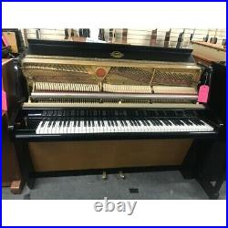 Unique Schimmel Black/Birch Art cased Upright Piano WE CAN DELIVER