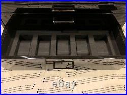 WOLF Meridian Watch Box Storage Case PIANO BLACK