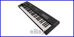YAMAHA MX61BK 61-Key Keyboard Digital Synthesizer Black with Soft Case F/S