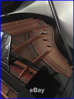 Yamaha G1 Baby Grand Piano 53, Lovely Black Gloss Case, 1979, Built In Japan
