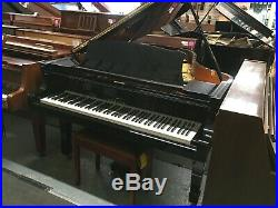 Yamaha Grand Piano Black Polyester Case PLEASE CONTACT FOR DELIVERY QUOTE