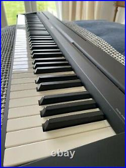 Yamaha P45 Digital Piano Brand New Stand, Carry Case & Stool incl