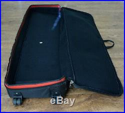 Yamaha Rolling Carry Case for 73 keys Digital Piano-Black Good Condition