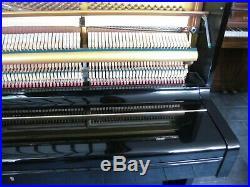 Yamaha U1 Piano in Black Polyester Case