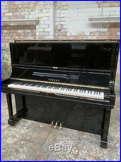 Yamaha U3 Black Polyester Case Belfast Pianos Free Delivery