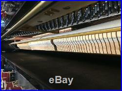Yamaha Upright Piano Black Polyester Case PLEASE CONTACT FOR DELIVERY QUOTE